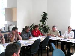 Käte-Dinnebier-Saal Büro Marburg