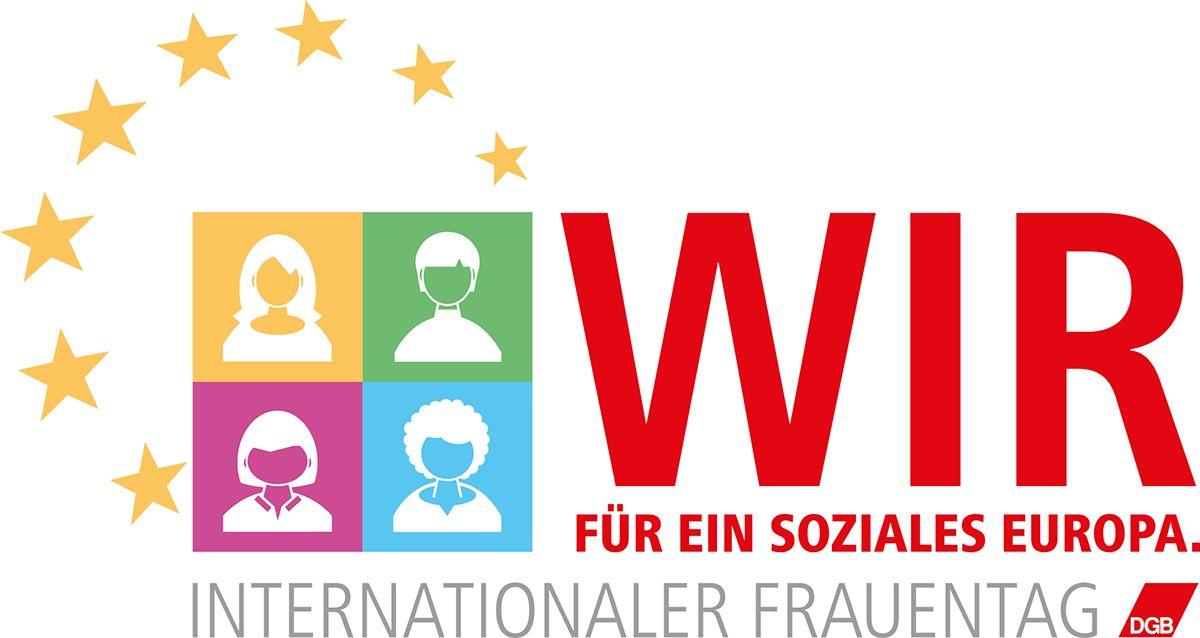 Frauentag Logo