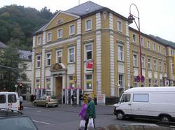 Alte Post - Sitz der Marburger Bürogemeinschaft