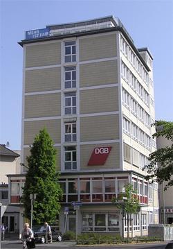 DGB-Büro Gießen