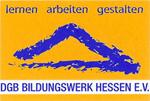 Logo DGB-Bildungswerk Hessen