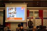 Konferenzeröffnung durch Ernst Richter